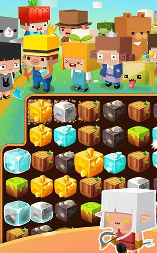 Mine crush: Mine Vill friends für Android