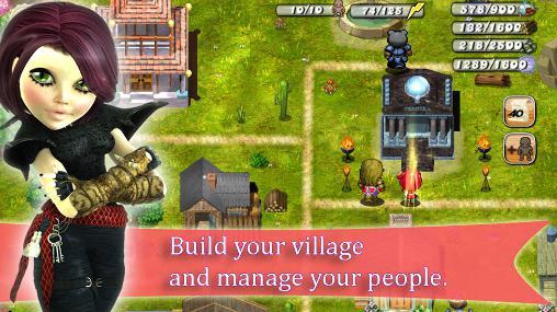Strategie Celtic village 2 für das Smartphone