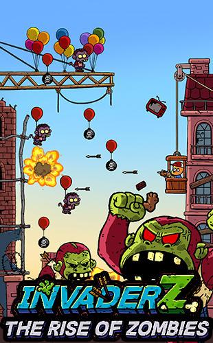 logo Eindringling Z: Aufstieg der Zombies
