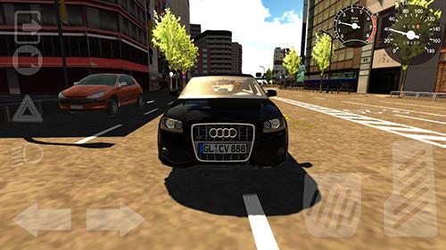 Extreme car driving simulator auf Deutsch