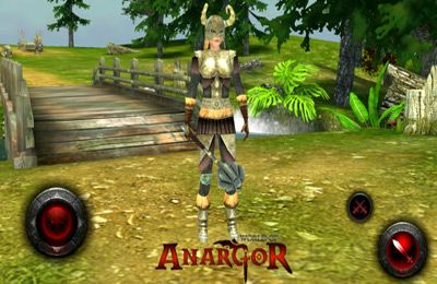 Kampfspiele: Lade Welt von Anargor 3D RPG auf dein Handy herunter