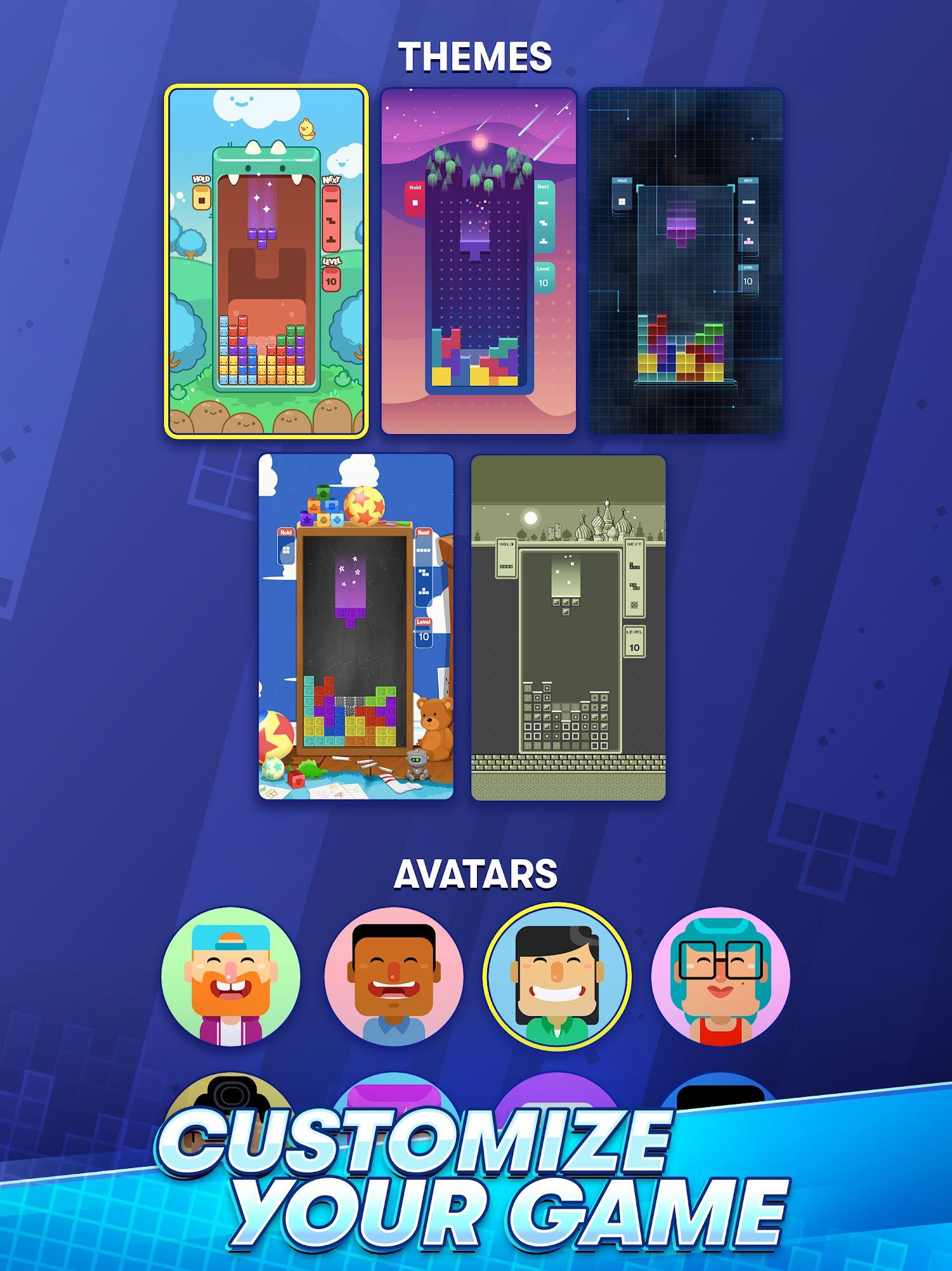 Tetris® capture d'écran 1