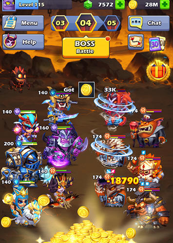 Taptap heroes para Android