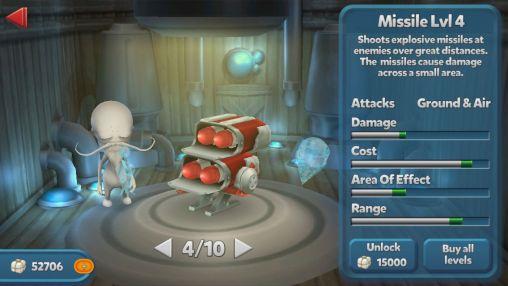 Tower madness 2 screenshot 1