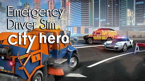 Emergency driver sim: City hero скріншот 1