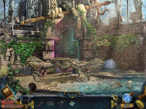 Abenteuer-Spiele Amaranthine voyage: The tree of life für das Smartphone