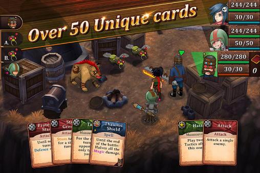 RPG-Spiele: Lade Trulon: Die Schattenmaschine auf dein Handy herunter