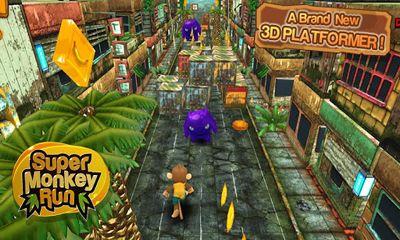 Super Monkey Run скриншот 2