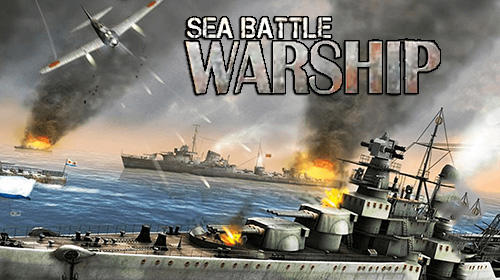 Warship sea battle Screenshot