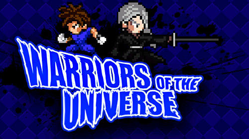 Warriors of the universe online скриншот 1