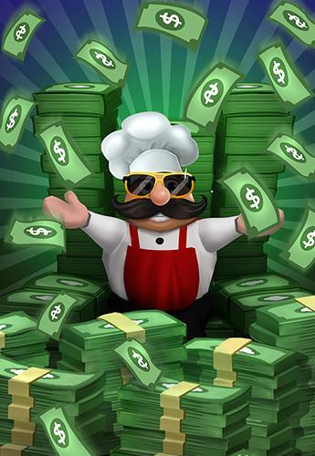 Аркады: скачать Pizza factory tycoonна телефон