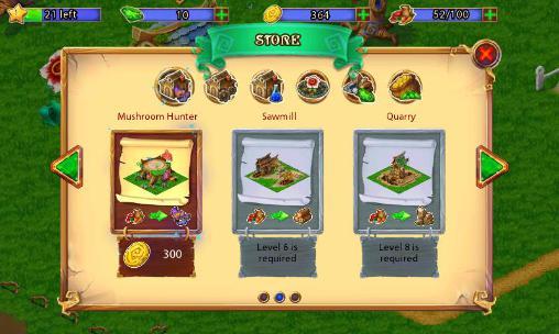 Tales of Windspell screenshot 1