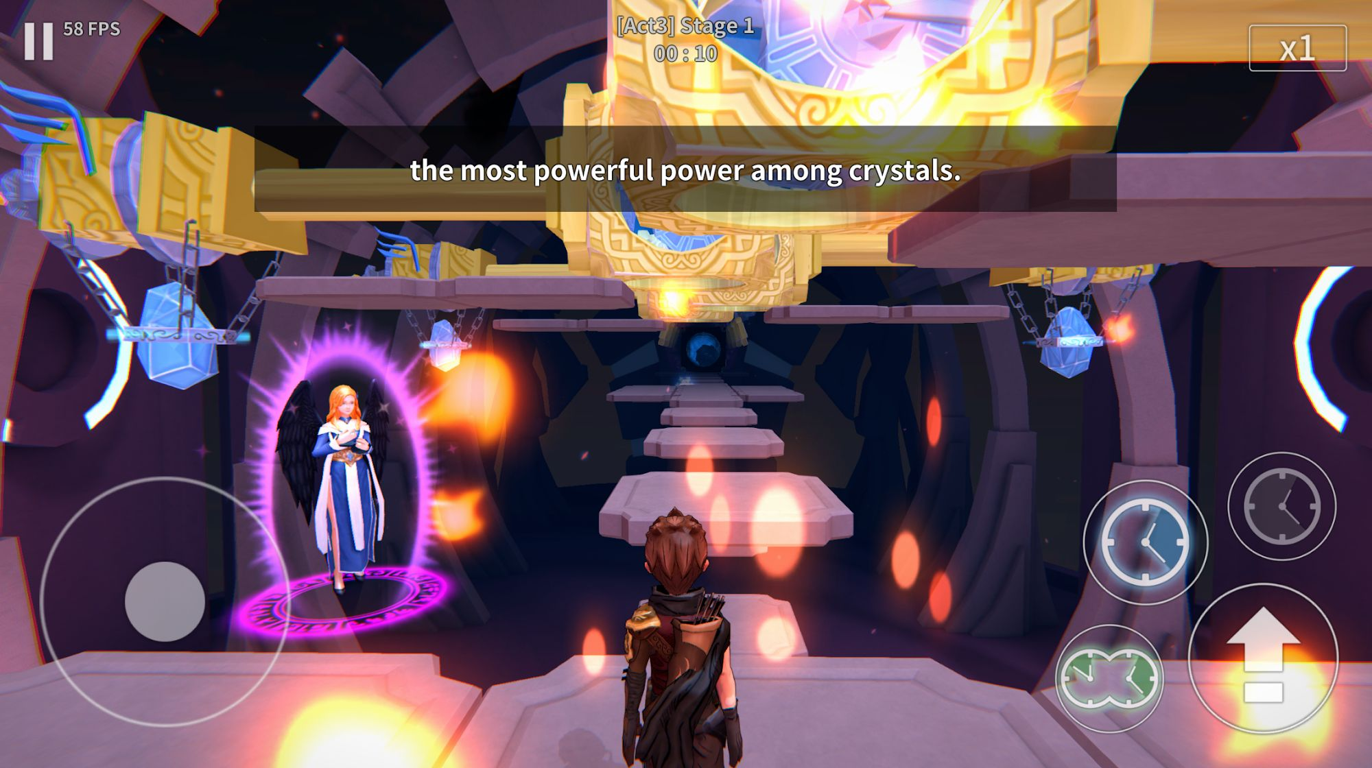 The Moment : the Temple of Time pour Android