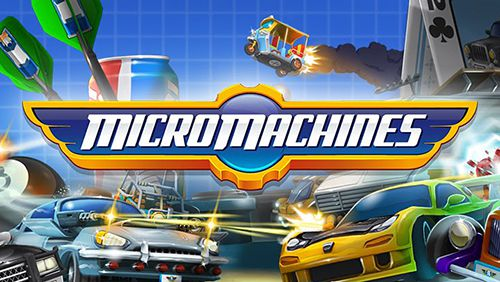 Micro machines icono