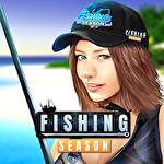 Fishing season: River to ocean ícone