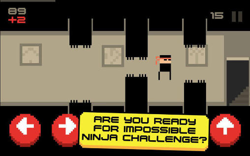 Ninja warrior: Temple screenshot 1