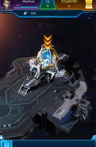 Online Strategiespiele Galaxy battleship auf Deutsch