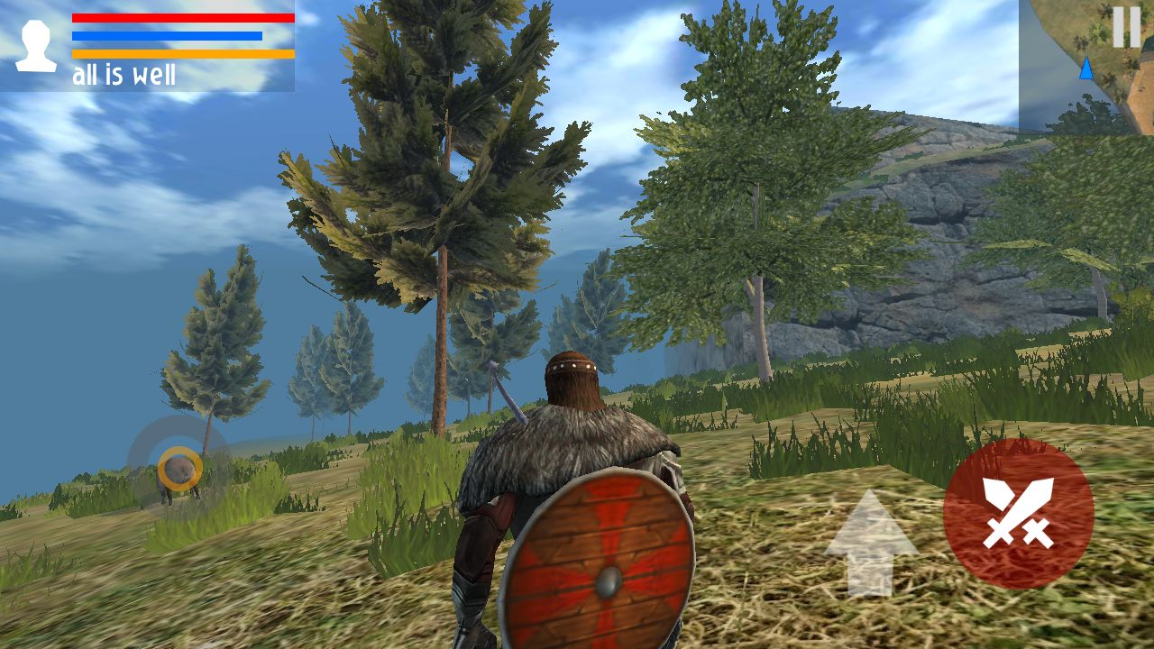 BARBARIAN: OLD SCHOOL ACTION RPG for Android