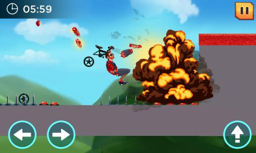Crazy wheels pour Android