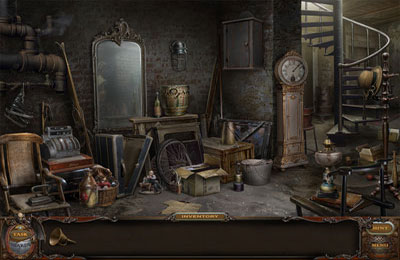 Haunted Manor: Lord of Mirrors на русском языке
