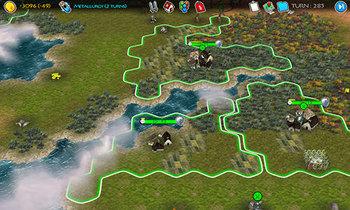 Myciv alpha for Android