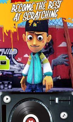 Talking Rapper captura de pantalla 1