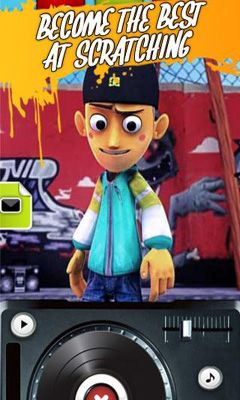Talking Rapper screenshot 1
