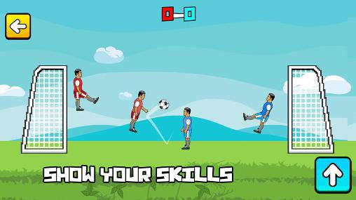 Soccer dive for Android