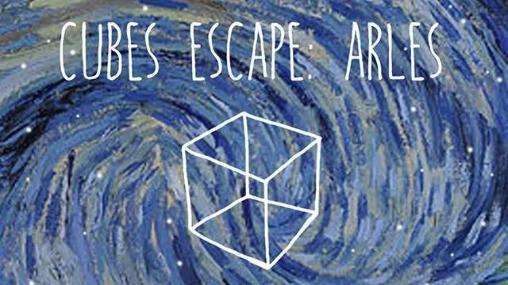 Cube escape: Arles Screenshot