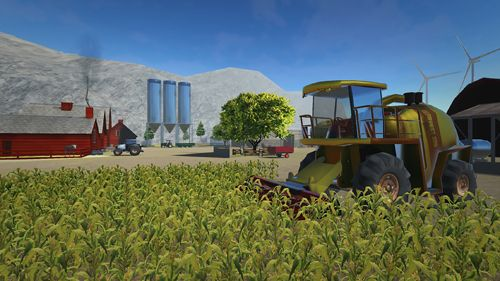 Screenshot Farming pro 2015 on iPhone