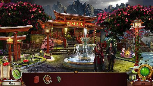 Abenteuer-Spiele Tibetan quest: Beyond the world's end für das Smartphone