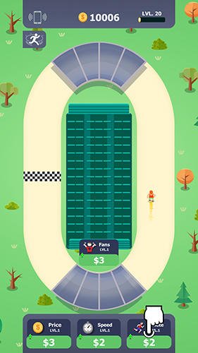 Sports city idle für Android