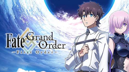Fate: Grand order captura de pantalla 1