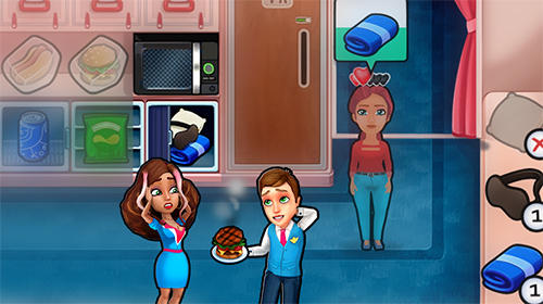 Arcade-Spiele Amber's airline: High hopes für das Smartphone