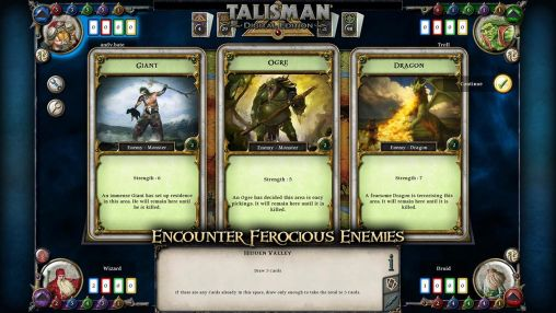Talisman: Digital edition для Android