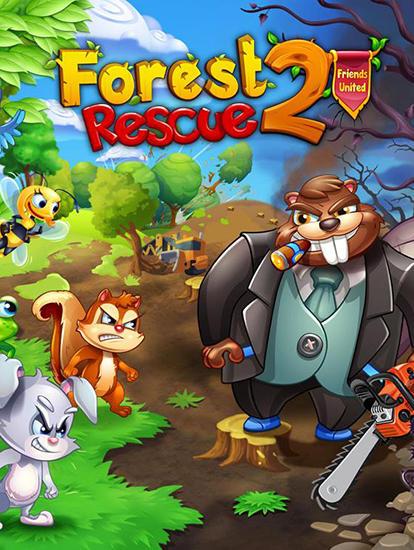 Скриншот Forest rescue 2: Friends united на андроид