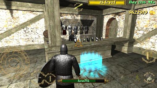 Deadly medieval arena for Android