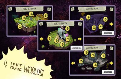 Screenshot Bester Park im Universum - Reguläre Show auf dem iPhone