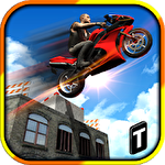 Bike racing: Stunts 3D Symbol
