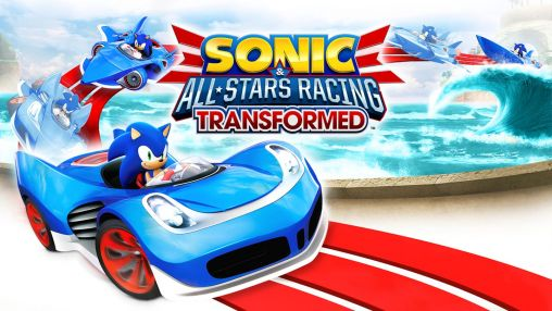 Symbol Sonic & all stars racing: Transformed