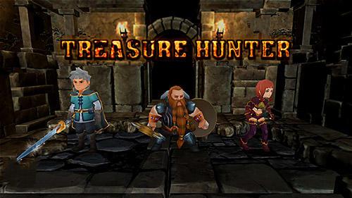 Treasure hunter. Dungeon fight: Monster slasher Screenshot