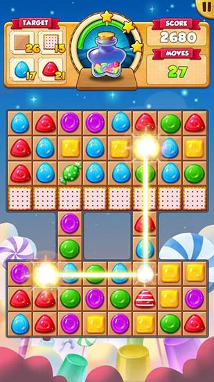 Candy wish Screenshot