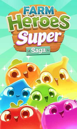 Farm heroes: Super saga screenshot 1