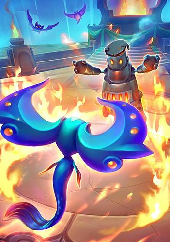 Spiele über Monster Draconius go: Catch a dragon! auf Deutsch
