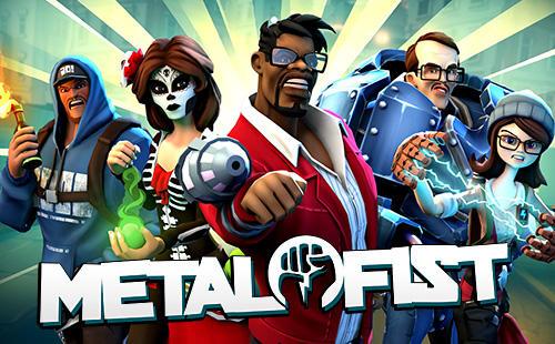 Metal fist captura de pantalla 1