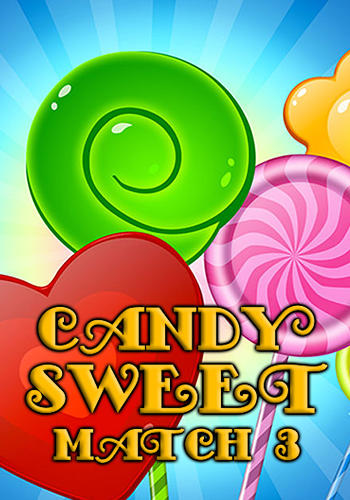 Candy sweet: Match 3 puzzle Symbol