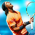 Tennis world open 2019 icône
