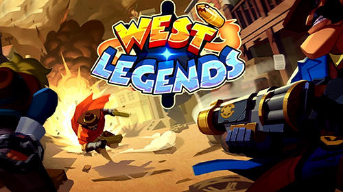 West legends: 3V3 moba screenshot 1