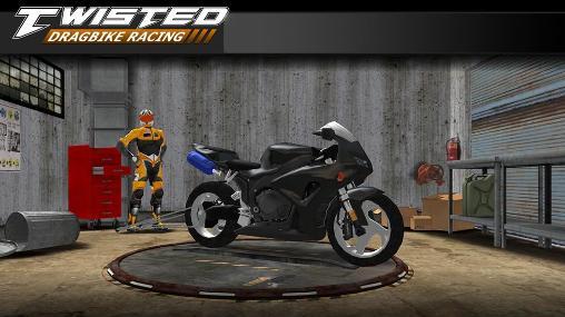 アイコン Twisted: Dragbike racing