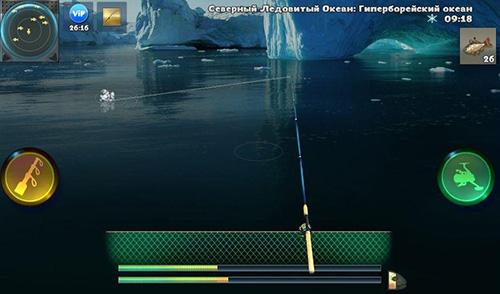 World of fishers: Fishing game auf Deutsch